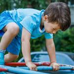 Niebezpieczeństwo jest ważną częścią dzieciństwa