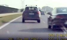 00098VHYCU8MGEN4-C307 Niebezpieczna jazda zakończona przez policjantów