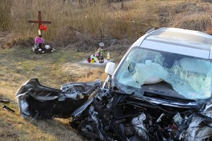 Niebezpieczne polskie drogi. Wciąż w ogonie Europy