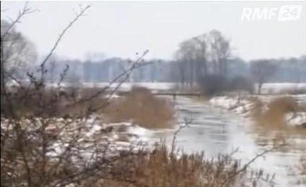 Niebezpieczne roztopy w Łódzkiem