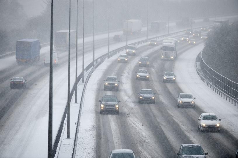 Niebezpiecznie może być zwłaszcza na drogach /123RF/PICSEL