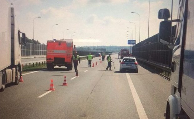 Niebezpiecznie na A4. Ranni w wypadku w okolicach Brzeska, karambol na granicy Chorzowa i Katowic