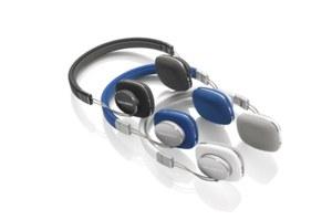 Niebieskie słuchawki Bowers & Wilkins P3 w maju w sprzedaży