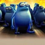 Niebieskie stworki atakują!
