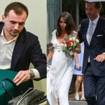Niebywałe, co Dubieniecki chciał zrobić na ślubie Marty Kaczyńskiej!