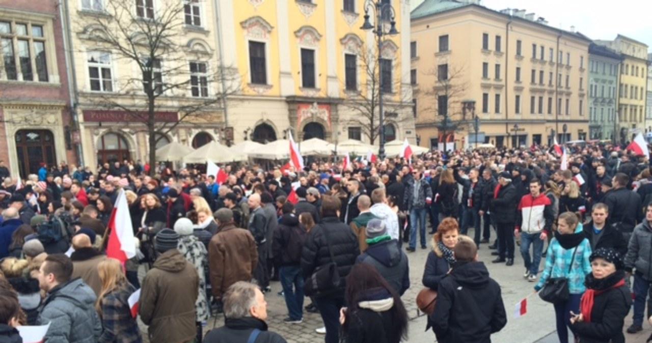 Niech pamięć nie zginie! Kraków uczcił Żołnierzy Wyklętych