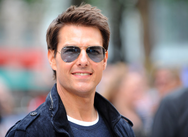 Niech was nie zwiedzie piękny uśmiech aktora... /Getty Images