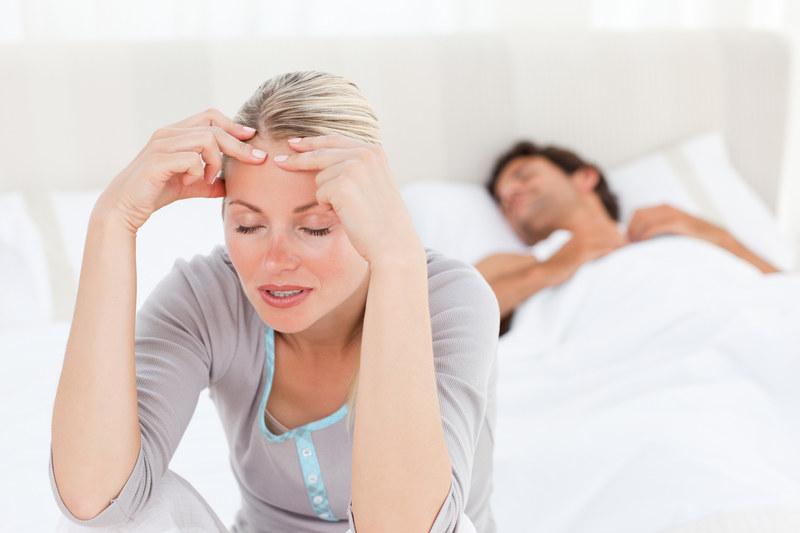 Niechęć do seksu pojawia się, gdy związek przeżywa kłopoty, ale może tez być objawem choroby  /© Panthermedia