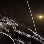 Niecodzienne odkrycie - planetoida posiadająca pierścienie