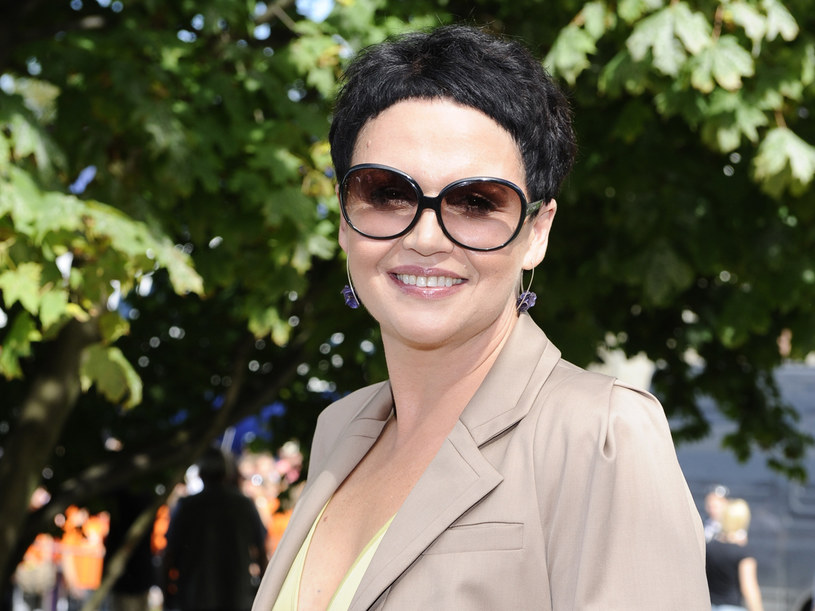 Niedawno aktorka znowu zaczęła pokazywać się u boku pana Andrzeja  /Jarosław Antoniak /MWMedia