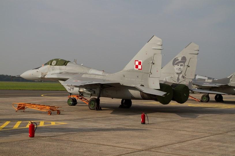 Niedawno maszyna o nb. 67 przeszła przegląd i została przemalowana, podobnie jak samolot widoczny na zdjęciu /Sebastian Elijasz /East News