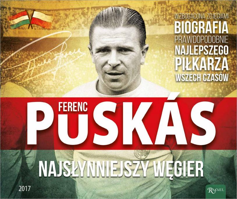 Niedawno na rynku ukazała się biografia Ferenca Puskasa /materiały prasowe