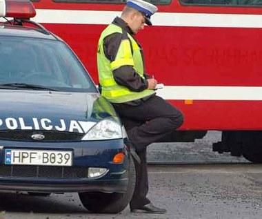 Niedouczona drogówka?  Inspektor Sokołowski ma inne zdanie