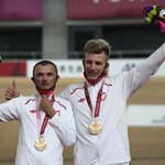 Niedowidzący kolarz zdobył pierwszy medal dla Polski! Paraolimpijczycy, jak zawsze, nie zawodzą