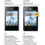 Niedrogie modele LG rodziny L-Style zadebiutują na MWC