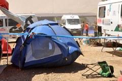 Niedziela na Dakarze: Jedni odpoczywali, inni walczyli z wydmami