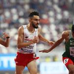 Niedziela na lekkoatletycznych MŚ: Sztafeta i półfinał Kszczota