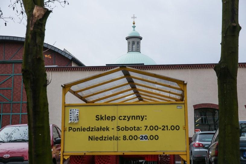 """Niedziela raczej nie dla handlu - wynika z sondażu """"Rzeczpospolitej"""" /Tomasz Kawka /East News"""
