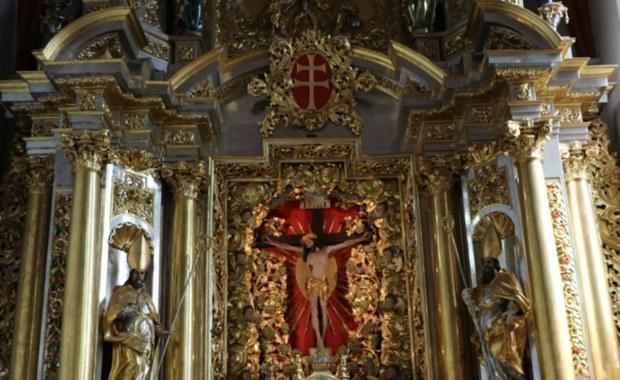 Niedziela Zmartwychwstania w Sanktuarium Grobu Bożego w Przeworsku
