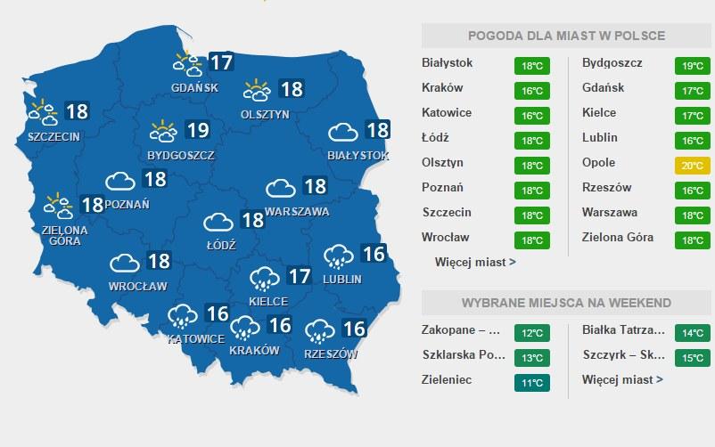 Niedziela /INTERIA.PL