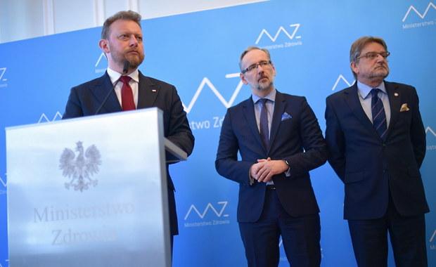 Niedzielski, Pinkas i Szumowski na czele. Ranking najbardziej wpływowych osób w gospodarce