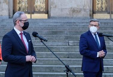 Niedzielski: Sytuacja na Śląsku krytyczna