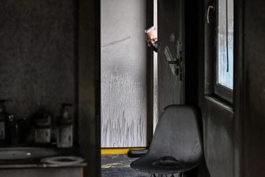 Niedzielski: To akt terroru. 10 tys. zł za informację o sprawcy podpalenia sanepidu w Zamościu