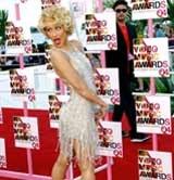 Niegrzeczna Christina Aguilera /AFP