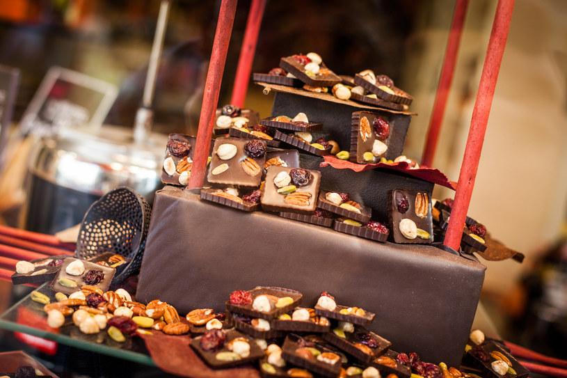 Niejeden dałby się przekonać do spróbowania prawdziwej brukselskiej czekolady /123RF/PICSEL