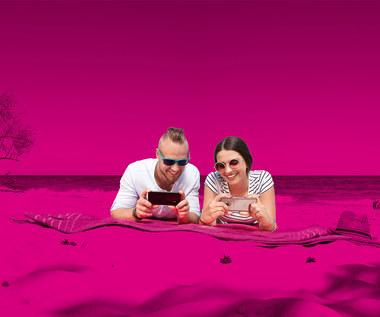 Niekończąca się przyjemność z oglądania, czyli na wakacje ze smartfonem