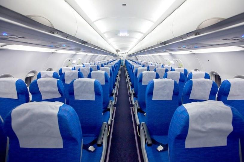 Niektóre bakterie mogą przeżyć na pokładzie samolotu nawet kilka dni /123RF/PICSEL