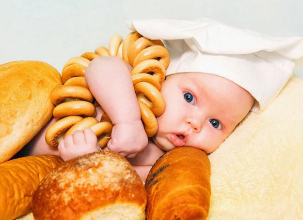 Niektóre elementy diety np. białko czy dobre kwasy tłuszczowe, programują nieodwracalnie organizm dziecka. /123RF/PICSEL