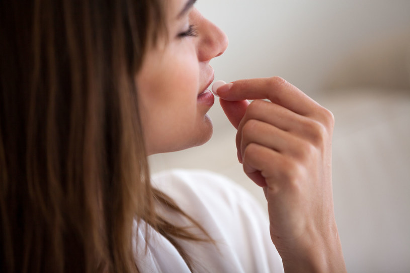 Niektóre leki mogą zwiększyc wylew w oku /123RF/PICSEL