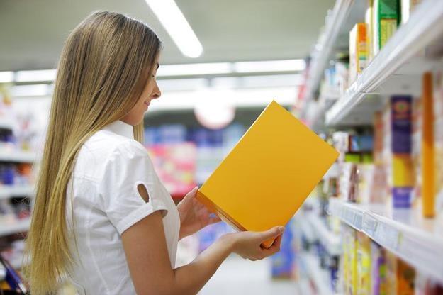 Niektóre rodzaje produktów trzeba będzie odpowiednio oznaczyć /©123RF/PICSEL