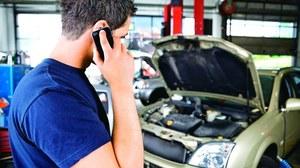 Niektóre serwisy udzielają informacji o historii napraw wyłącznie za okazaniem tytułu prawnego do sprowadzonego auta. /Motor