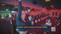 """Niektóre siłownie pozostają otwarte mimo obostrzeń. Branża fitness w """"Raporcie"""" w Polsat News o 20:50"""