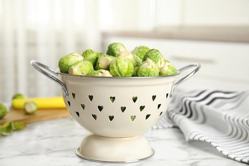 Niektóre warzywa powinny być blanszowane przed zamrożenie, aby zachowały wspaniały kolor i smak /123RF/PICSEL