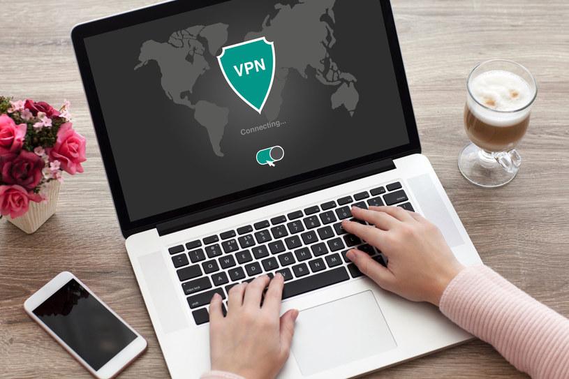Niektóre z darmowych usług VPN nie gwarantują pełnego bezpieczeństwa /123RF/PICSEL