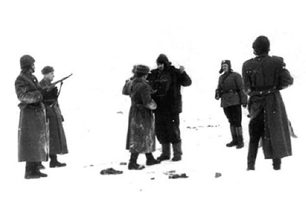 Niektórych partyzantów bezpieka szukała całymi latami /Polska Zbrojna