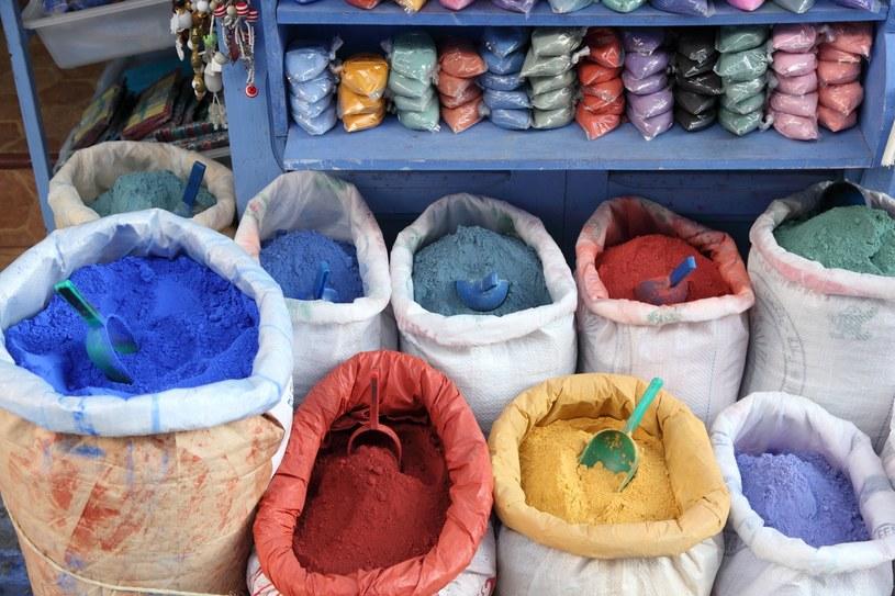 Niektórzy mówią, że w Maroku kolory są wydają się być wyjątkowo ostre i nasycone /123RF/PICSEL