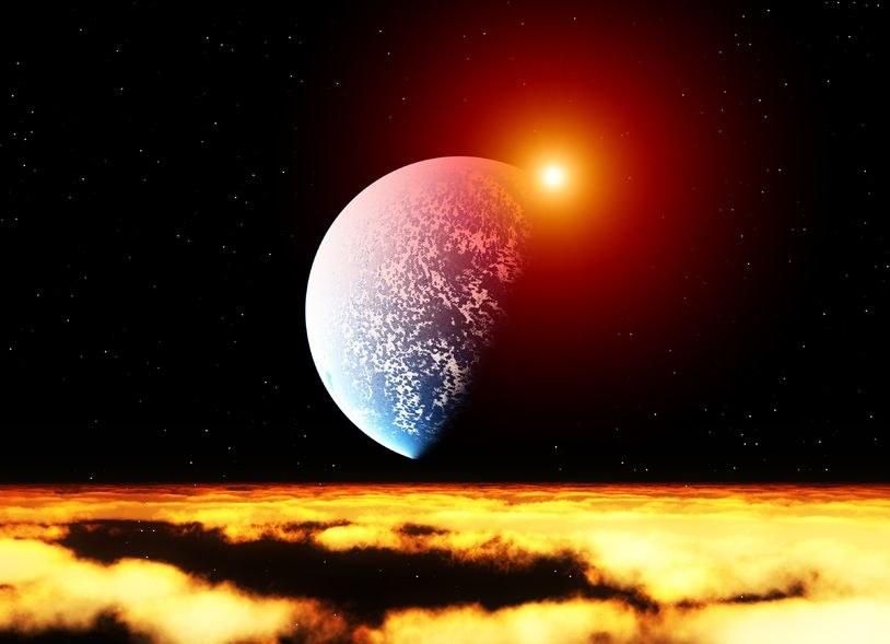 Niektórzy twierdzą, że tzw. Ciemny Przepływ to dowód na istnienie innych wszechświatów /123RF/PICSEL