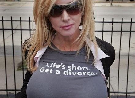Niektórzy uważają, że rozwód jest czasem najlepszym rozwiązaniem /AFP