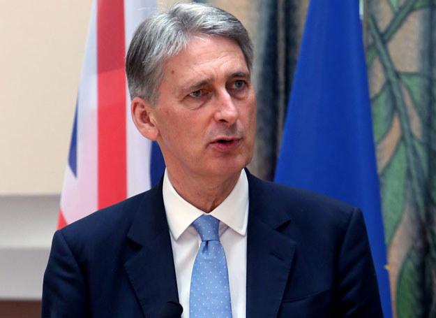 """Niektórzy w UE, jak zaznaczył, """"posunęli się nawet dalej, mówiąc, że Unia Europejska bez Wielkiej Brytanii nie byłaby rozpoznawalna"""" /Associated Press /East News"""