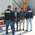 Nielegalni imigranci wjechali do Polski ukryci w ciężarówce