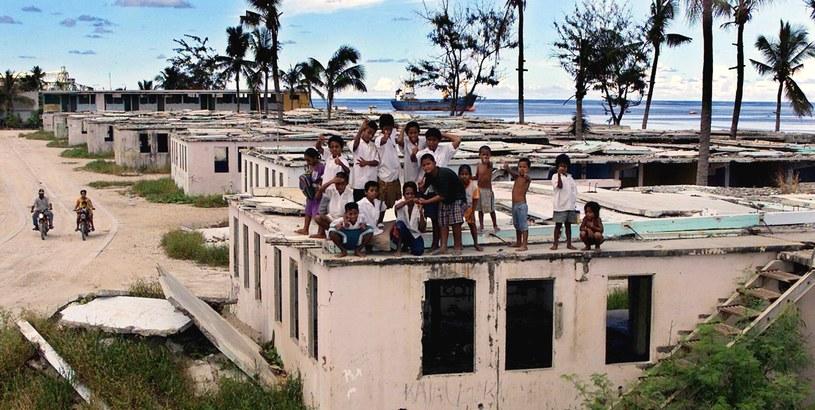 Nieludzkie warunki w obozie dla uchodźców na Nauru /AFP