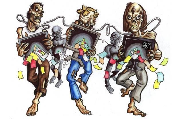 Niemal cały spam pochodzi z zainfekowanych złośliwym oprogramowaniem komputerów zombie /materiały prasowe