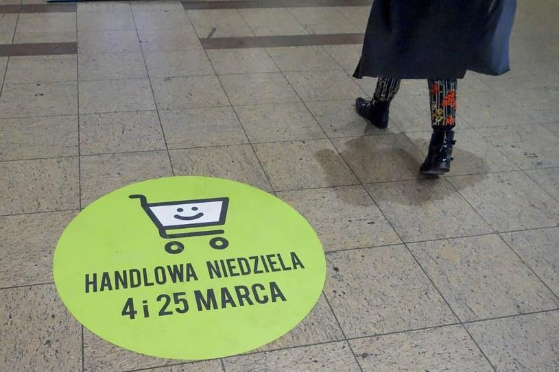 Niemal wszystkie sklepy będą zamknięte 11 marca /Piotr Kamionka /Reporter