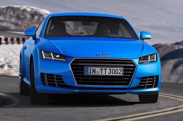 Niemcom najbardziej podobają się Audi... /