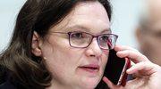 Niemcy: Andrea Nahles nową przewodniczącą SPD