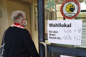Niemcy: Chaos podczas głosowania. Szefowa komisji wyborczej podała się do dymisji